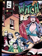 The Witch n°1 1996 ed. Seagull Comics  [G.205]