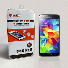 Ultimate Shield Tempered Glass Screen Protector for Samsung Galaxy S5