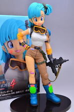 Japan Banpresto Dragonball Dragon Ball Z Figure Scultures SCulture 4 V 7 Bulma