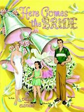 Here Comes the Bride: 6 Dolls and Clothes, Golden Books, Good Book