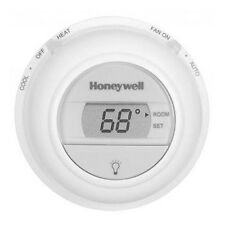 Honeywell T8775C1005 The Digital Round Non-Programmable Thermostat, Heat/Cool...