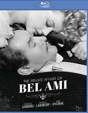 The Private Affairs of Bel Ami Blu-ray Disc, 2016