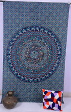 Indian Chameau Hippie Tenture Murale Mandala Tapisseries Vintage Boho Table