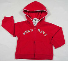 OLD NAVY BABY GIRLS SIZE 6-12M NWT HOODIE JACKET FALL WINTER INFANT NEW