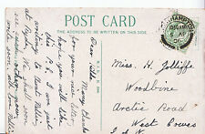Genealogy Postcard - Family History - Jolliffe - West Cowes, Isle of Wight U4145