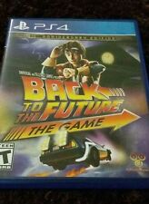ps4 game : Back To The Future