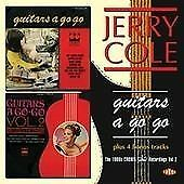 Jerry Cole - Guitars A Go Go Volume 2 (CDCHD 1263)