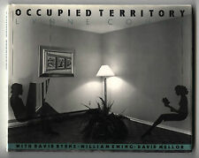 1987 Lynne Cohen OCCUPIED TERRITORY Aperture 1st ed. New Topographic PhotoBook