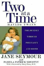 Two at a Time: Having Twins: The Journey Through Pregnancy and Birth-ExLibrary
