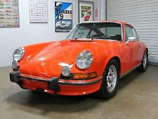 Porsche: 911 T Sunroof