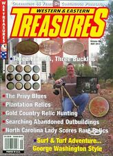 2012 Western & Eastern Treasures Magazine: Buckles/Privy Blues/Plantation Relics