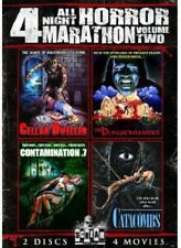 All Night Horror Marathon: 4 Movies, Vol. 2 (DVD Used Very Good)