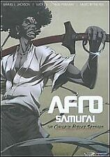Afro Samurai - Complete Murder Sessions (DVD, 2010, 4-Disc Set)