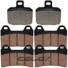 Front Rear Brake Pads For Ducati 900SS Supersport 1999 2000