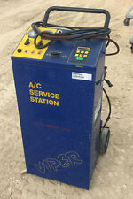 VIPER A/C SERVICE STATION AUTOMOTIVE AC RECOVERY RECYCLE RECHARGE REFRIGERANT