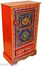 orient Massiv Holz Hochzeit Kommode Sideboard Schrank Regal aus Afghanistan RJ-2