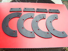 SNOW BLOWER PADDLES FOR HONDA HS35 1003375 1003391, 72521-730-003, 8 pc