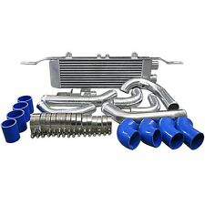 CX Alum FMIC Intercooler Kit For 99-06 VW Golf MK4 MKIV 1.9 TDI Diesel Turbo