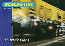Scalextric Track Plans - Edition 4