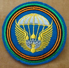 Russian  ARMY  VDV PARATROOPS       embroidered    patch #456   SE