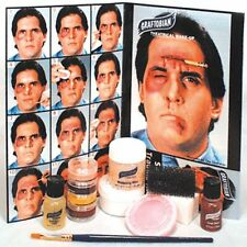 Trauma Makeup Kit - Face Painting Set - Professional Stage Costume - Cuts Bruise