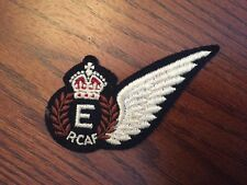 WWII RCAF RAF Royal Canadian Air Force Engineer Wing Badge for Tunic Uniform