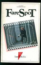 CONRAD JON FARE SPOT LUPETTI & CO 1986 PUBBLICITA TELEVISIONE
