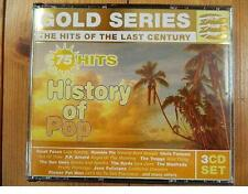 GOLD SERIES The Hits Of The Last Century 75 Hits History of Pop SMALL FACES 3CD
