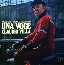 Claudio Villa - Una Voce [1974/Re-Pressing] RHINO RECORDS CD 2008