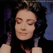 Sally Oldfield Femme  Columbia / Sony CD 1987