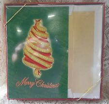 """African American """"Merry Christmas"""" Holiday Greeting Cards"""