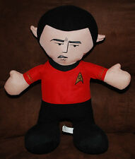 "Star Trek Scotty Doll Toy Factory 2012 Claw Machine 15"" T Movie Collectible"
