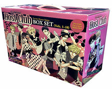 Ouran High School Host Club Box Set:1-18 Complete Gift Set Collection Manga PB