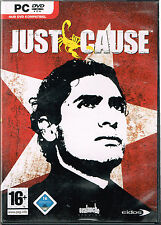 Just Cause  PC-DVD
