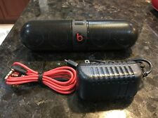Authentic Beats by Dr. Dre Pill - Bluetooth Wireless Speakers - Black - Good Con