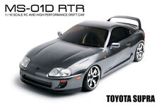 MST MS-01D RTR 1/10 Scale 4WD Electric RC Drift Car(2.4G)w/carbody- TOYOTA SUPRA