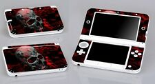 Skull 251 Vinyl Decal Skin Sticker Cover for Nintendo 3DS XL/LL