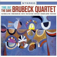 Time Out [LP] by Dave Brubeck/The Dave Brubeck Quartet (Vinyl, Oct-2012,...