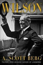 Wilson by A. Scott Berg...New Hardcover