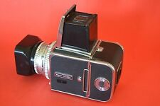 Hasselblad 500C/M Medium Format SLR Film Camera with 80 mm lens Kit