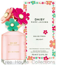 Treehouse: Daisy Eau So Fresh Delight By Marc Jacobs EDT Perfume For Women 75ml