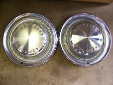 1974 CHRYSLER HUBCAPS WHEEL COVERS NEWPORT NEW YORKER TOWN & COUNTRY 75 76 77 +