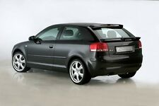 Rare to find MS Design Audi A3 8P 8PA 3 doors quattro rear middle spoiler