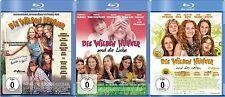 3 Blu-rays * DIE WILDEN HÜHNER 1-3   ALLE DREI FILME im SET # NEU OVP