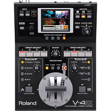 Roland V-4EX Four Channel Digital Video Mixer with Effects V4EX V-4 EX