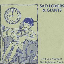 Sad Lovers & Giants - Lost In A Moment - 1982 Midnight 7 Inch Vinyl Record NEW