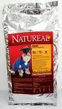 FREE 3KG WITH PURCHASE OF 10KG NATUREAL ADULT PREMIUM DOG FOOD - LAMB & RICE