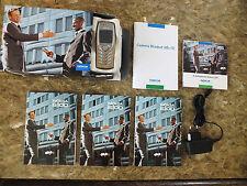Nokia 6100 NEU mit Original Verp. Gold Silber Mercedes W212 W221 W207 W204 W211