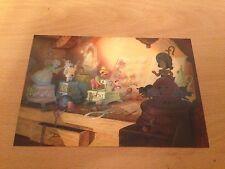 The Art of Disney Themed Postcard - Pinocchio #7 - NEW