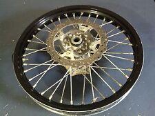 2010 10 Kawasaki KX250F KXF 250 250F rear rim wheel hub 06 07 08 09 11 12 13 14
